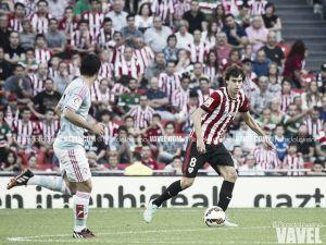 Athletic - Celta: puntuaciones del Athletic, jornada 8