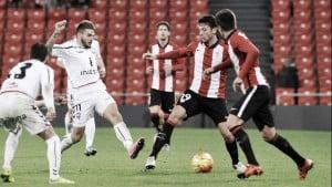 Bilbao Athletic - Albacete: puntuaciones del Bilbao Athletic, jornada 20 de la Liga Adelante