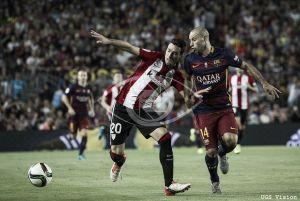 Barcelona - Athletic: puntuaciones del Athletic, vuelta de la Supercopa de España