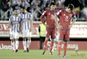 CD Numancia - Real Valladolid: puntuaciones del Numancia, ida de la final de los 'playoffs' de ascenso a La Liga Santander