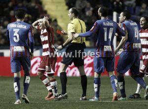 Levante UD - Granada CF, puntuaciones del Granada CF, 24ª jornada de Liga BBVA
