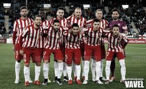 Almería - Córdoba: puntuaciones Almería, jornada 21 de la Liga Adelante