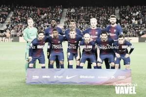 FC Barcelona - Deportivo Alavés: puntuaciones del Barça, jornada 21 de la Liga Santander