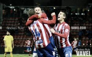 Girona - Sevilla Atlético: puntuaciones del Girona en la jornada 22 de Segunda División