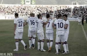 Real Jaén CF – SD Eibar, puntuaciones del Real Jaén, jornada 1