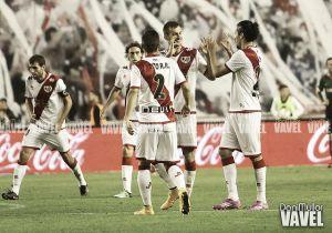 Levante-Rayo: puntuaciones del Rayo Vallecano, jornada 6