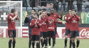 Osasuna - Valladolid: puntuaciones Osasuna, jornada 17
