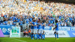 Real Oviedo - CD Guijuelo: puntuaciones del Real Oviedo, jornada 5