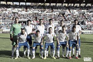 Real Zaragoza - Alavés: puntuaciones del R. Zaragoza, jornada 5