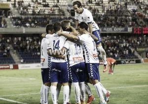 CD Tenerife - FC Barcelona B: puntuaciones del Tenerife, jornada 10