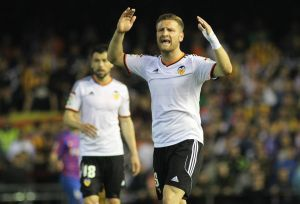 Valencia - Eibar: puntuaciones del Valencia, jornada 35 de la Liga BBVA