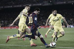 FC Barcelona - Villarreal CF: puntuaciones Villarreal, ida de semifinales de Copa del Rey