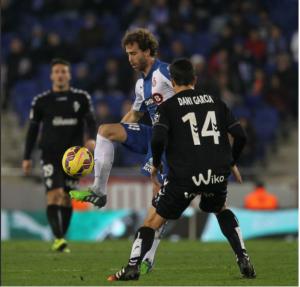 RCD Espanyol - Eibar: puntuaciones del Espanyol, jornada 17
