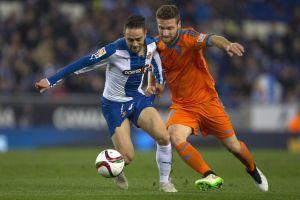 Espanyol - Valencia: puntuaciones del Espanyol, jornada 22 de la Liga BBVA