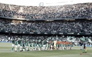 Real Betis-Málaga: puntuaciones del Real Betis, jornada 35 de LaLiga Santander