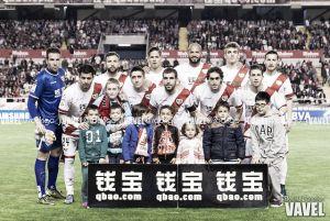 Rayo Vallecano - Granada CF: puntuaciones del Rayo Vallecano, jornada 11 Liga BBVA