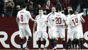 Sevilla FC – Espanyol: puntuaciones del Sevilla, jornada 17 de la Liga BBVA