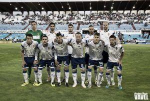 Real Zaragoza - Sporting de Gijón: puntuaciones del R. Zaragoza, jornada 41
