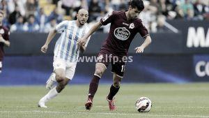 Málaga C.F. - Deportivo de La Coruña: puntuaciones del Deportivo, jornada 33 de la Liga BBVA
