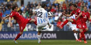 Málaga-Getafe: puntuaciones del Getafe, jornada 33