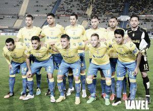 Las Palmas-Ponferradina, puntuaciones de Las Palmas, jornada 32 de la Liga Adelante