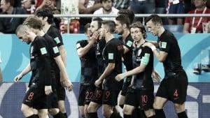 Islandia – Croacia: puntuaciones de Croacia, jornada 3 del Mundial Rusia 2018