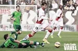 Rayo Vallecano - Celta de Vigo: puntuaciones del Rayo, jornada 12 de la Liga BBVA