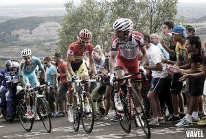 """Joaquim Rodríguez: """"Yo no hubiera hecho mejor este Tour"""""""