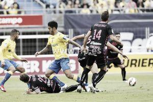 Las Palmas - Tenerife: puntuaciones del Tenerife, jornada 27