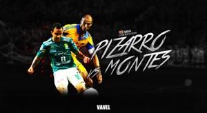 Guido Pizarro vs Luis Montes: batalla de guerreros