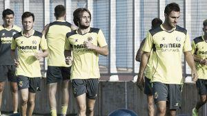 """Aleix García: """"Tengo claro que mi equipo es el filial, pero aprovecharé cualquier oportunidad"""""""