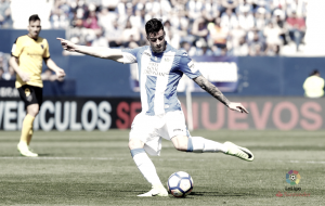 """Diego Rico: """"Ha sido un partido igualado"""""""