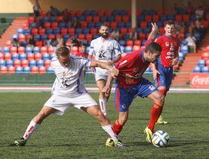 La UD Lanzarote no aprovechó las ocasiones y acabó sufriendo ante el Unión Viera