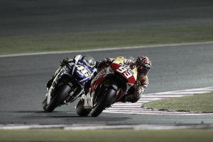Resultado primeros entrenamientos libres del GP de Qatar de MotoGP 2015