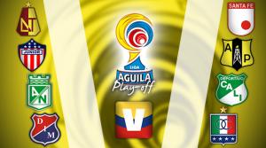Play-off de la Liga Águila 2015-II: ¡A por el título!