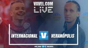 Resultado Internacional x Veranópolis pelo Campeonato Gaúcho 2018 (1-0)