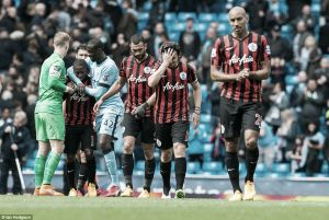 QPR relegated from Barclays Premier League