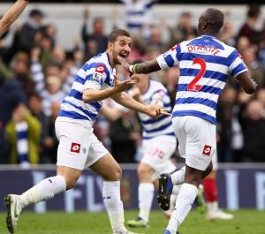 QPR put brakes on Arsenal