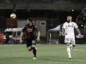 Cop fa volare il Cagliari: finisce 2-1 per i sardi contro il Sassuolo
