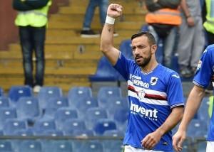 Sampdoria-Chievo, Inglese risponde a Quagliarella. Le parole del post partita