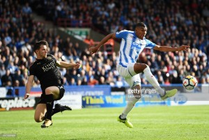 Huddersfield Town's main aim is Premier League survival insists striker Collin Quaner