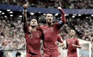 Com participação ativa do VAR, Portugal empata com Irã e consegue classificação