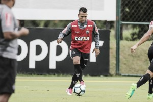 Otero é convocado pela Seleção Venezuelana e desfalcará Galo por duas rodadas no Brasileirão