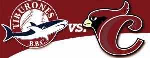 Resultado Cardenales vs Tiburones 2013 (2-7)