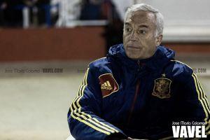 """Ignacio Quereda: """"Hemos perdido demasiado el balón, faltó tranquilidad"""""""
