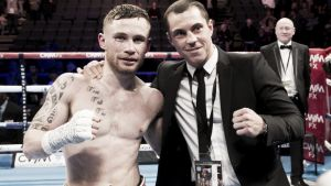 Carl Frampton has 'two weeks to respond' to Scott Quigg fight