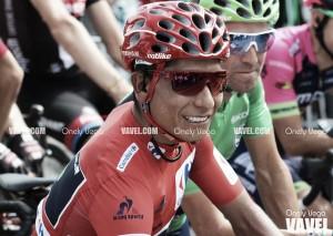 """Nairo Quintana: """"No ha sido posible soltar a Froome, pero estamos satisfechos"""""""