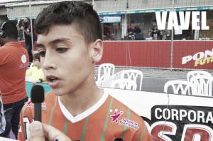 """Juan Quintero: """"Es un sueño cumplido haber marcado el gol de la final"""""""