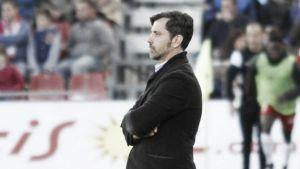 """Quique Sánchez Flores: """"Estamos dolidos por cómo concedimos el gol"""""""