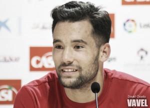 """Quique González: """"Nos queremos desquitar y conseguir los tres puntos que tanto necesitamos"""""""